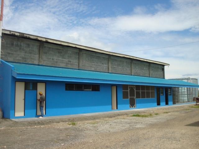 RDFP CHANGE ROOM AT VIDAR, NCR, MADANG, PNG