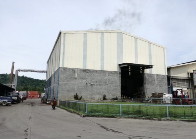 RDTC COAL FIRE BOILER SHED AT SIAR, NCR, MADANG, PNG