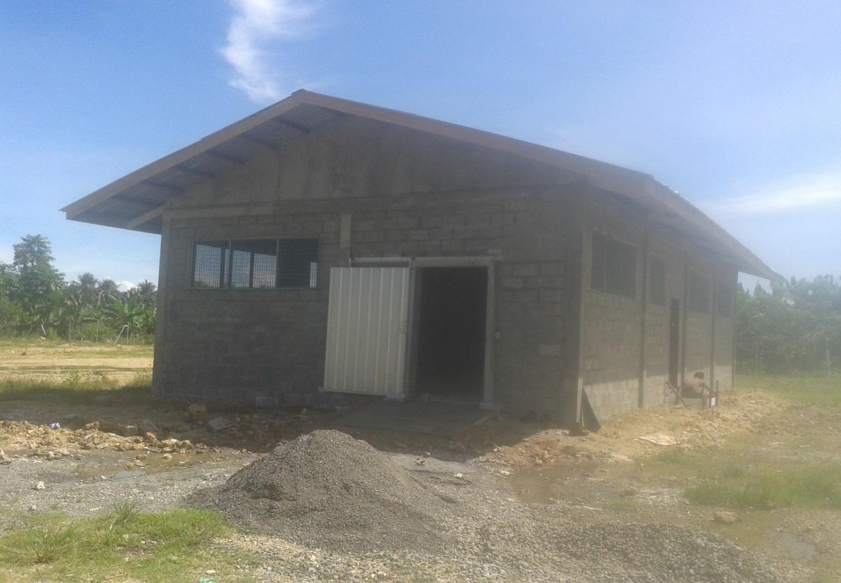 RD FARMS CHICKEN BUTCHERING HOUSE AT MAIWARA, NCR, MADANG, PNG