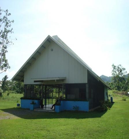 MADANG INTERNATIONAL CHRISTIAN ALLIANCE MINISTRY CHAPEL AT SIAR, NCR, MADANG, PNG