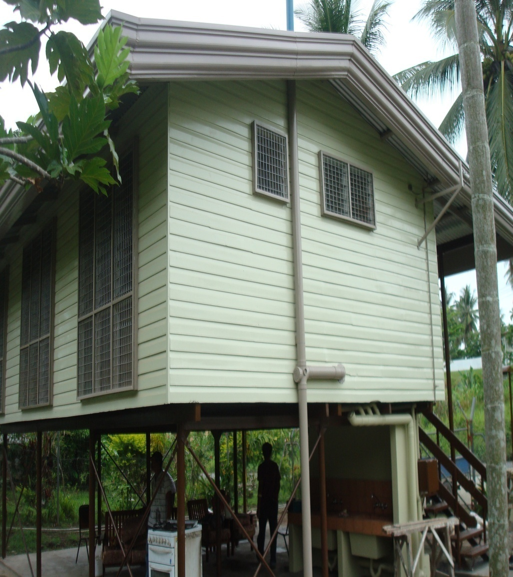 PNG PORTS RESIDENCE AT KUPERU ST., NEW TOWN, MADANG, PNG