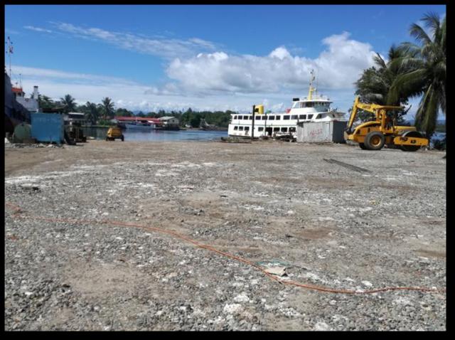 ENBPS SLOPEWAY PROJECT AT MADANG TOWN, MADANG, PNG