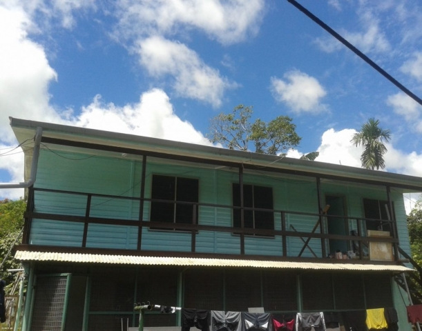 REFURBISHMENT OF RDTC MANAGERS STAFFHOUSE AT SIAR, MADANG, PNG