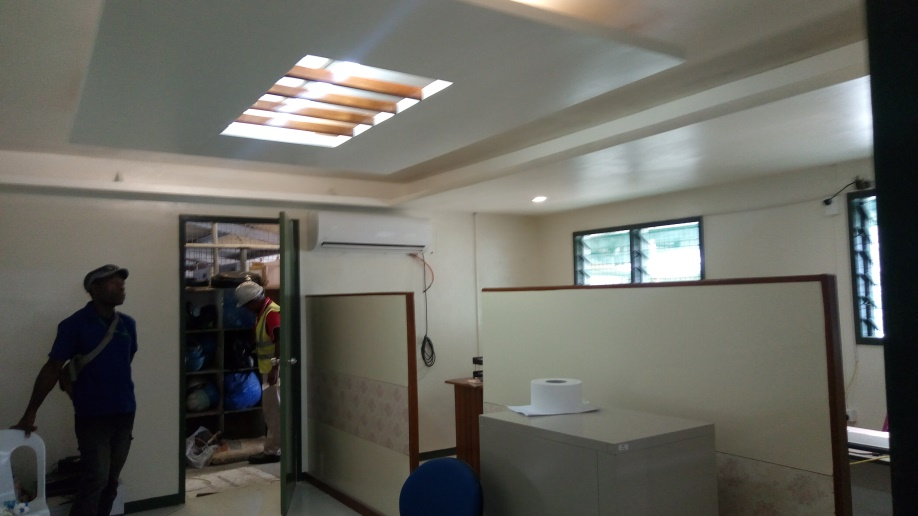 RD MINISTRY ADMIN AND CONFERENCE OFFICE AT SIAR, MADANG, PNG